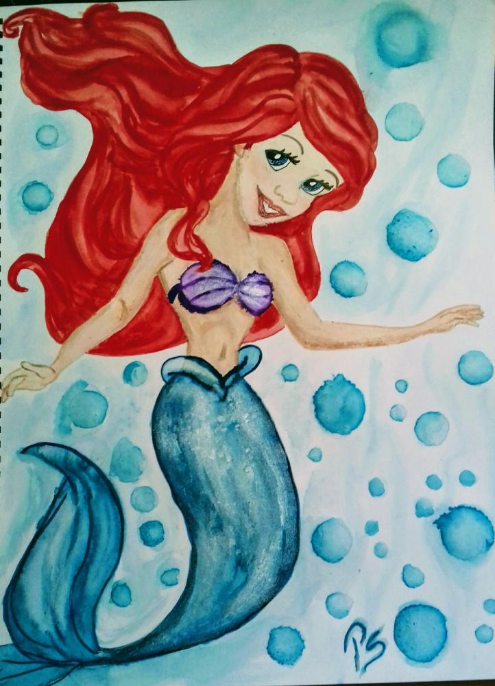 Ariel by PenStilos